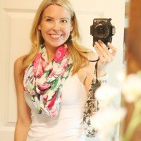 Turn a Traditional Scarf into an Infinity Scarf