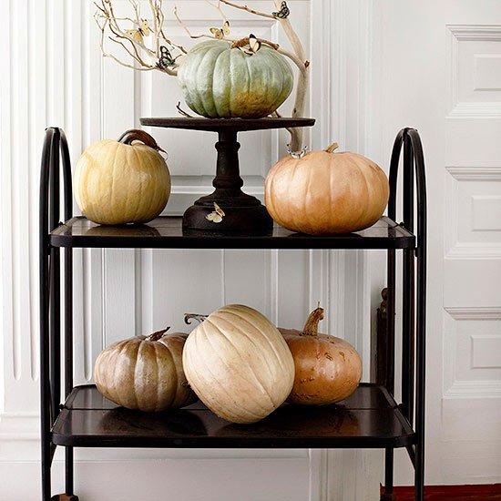 Luxe Pumpkins
