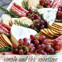DIY Video Tuorial: Meat & Cheese Platter