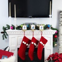 Friday Eye Candy: Christmas Vignettes and More