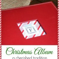 Christmas Album: A Very Special Tradition