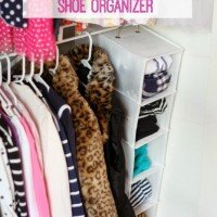Organizing Outfits for the Week: Update