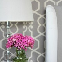 Master Bedroom Redesign {The Wallpaper}