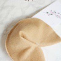 Party Planning: Fortune Cookie Party Invitation