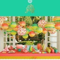 Oh Joy Party Supplies: Target Giveaway
