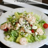 Summer Shrimp Salad: Super Simple