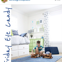 Friday Eye Candy: Children's Spaces {IG Style}