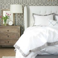 Master Bedroom: Layers of Bedding