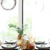 Entertaining Simply: A Fall Dinner Party