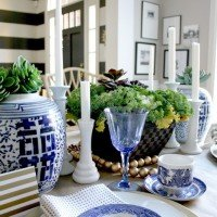 Friday Eye Candy: Thanksgiving Tables