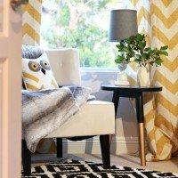 Client Project: Bedroom Sneak Peek