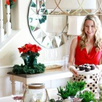 A Festive Christmas Table | And Giveaway