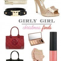 Holiday Shopping Guide | Girly Girl Gifts