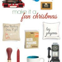 Holiday Shopping Guide | Fun For All