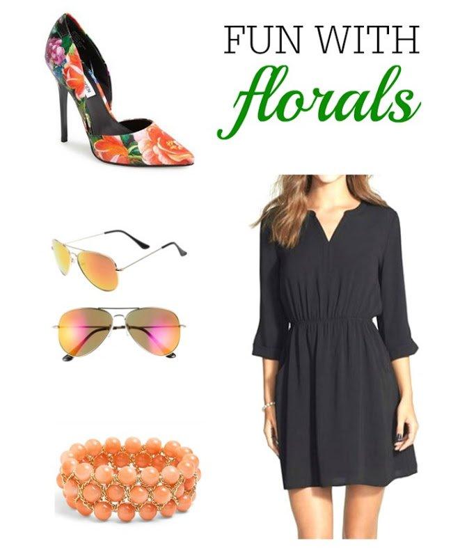 Fashion Snapshot | Florals
