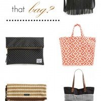 Saturday Shopping | Bags & Blouses
