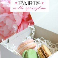 Sweet Gift Giving | Win a Trip to Paris