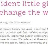 Confident Girls Change the World