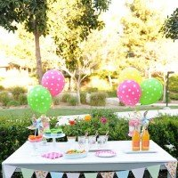 Bright & Cheery Birthday Bash