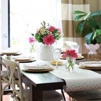 Simple Spring Table