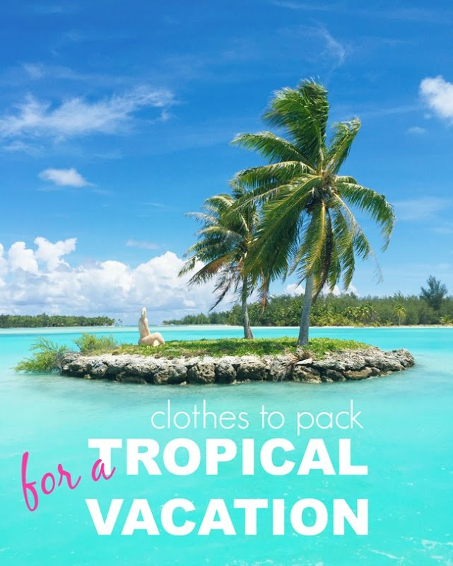 Saturday shopping tropical vacation style a thoughtful for Tropical places to travel