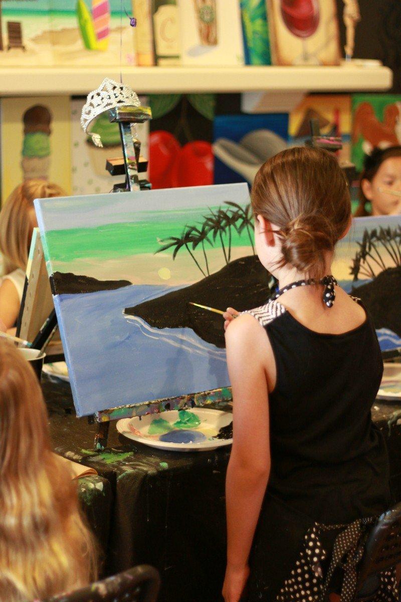 art party 7