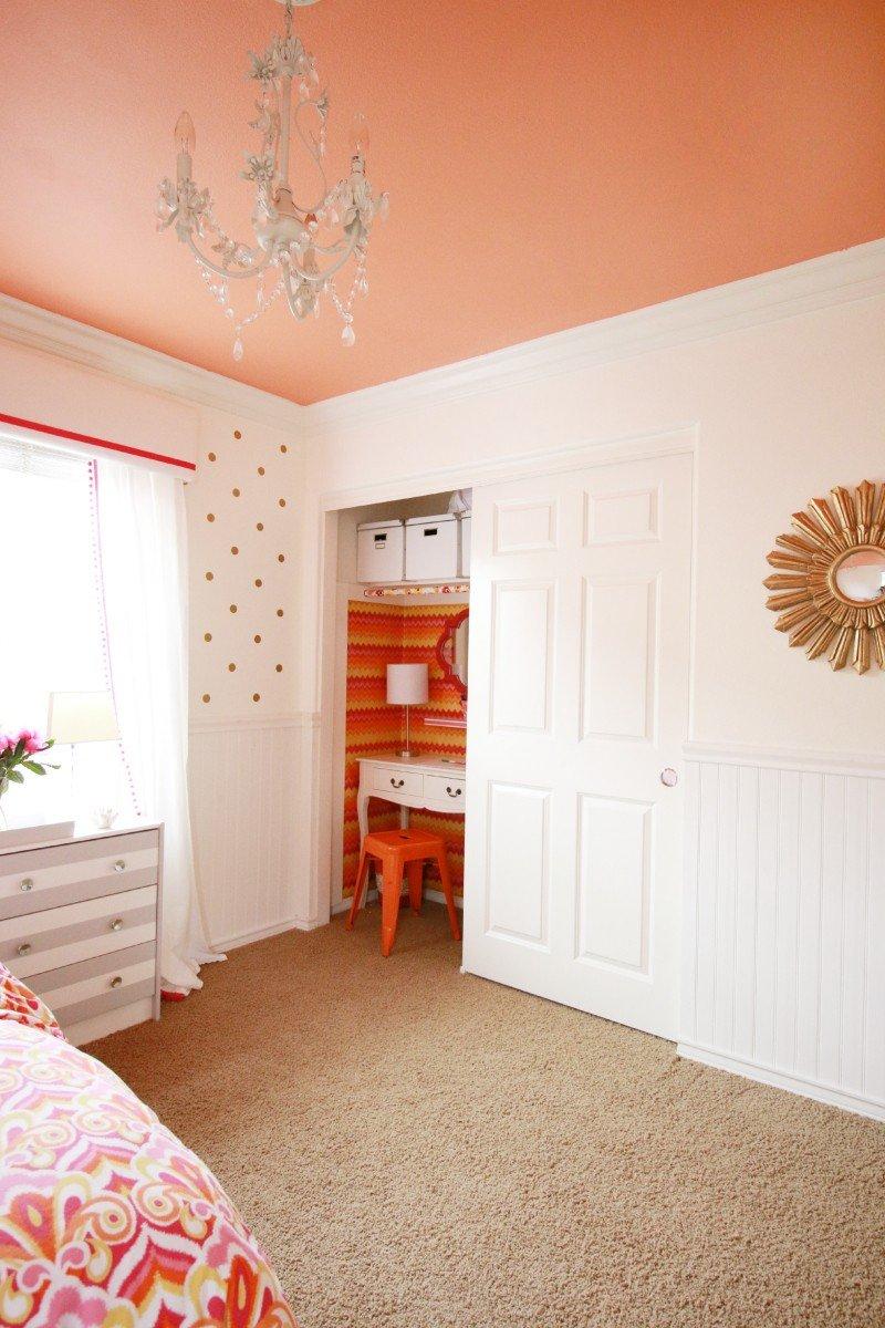 bedroom rearrange