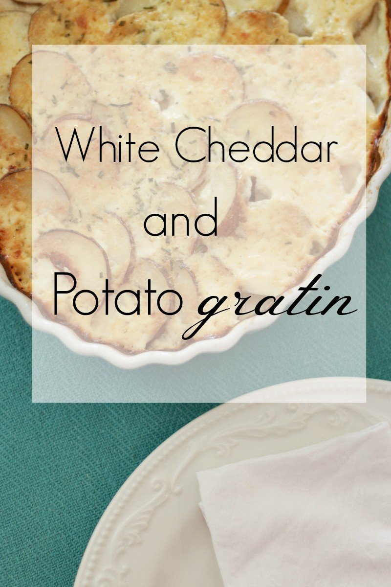 recipe potato gratin