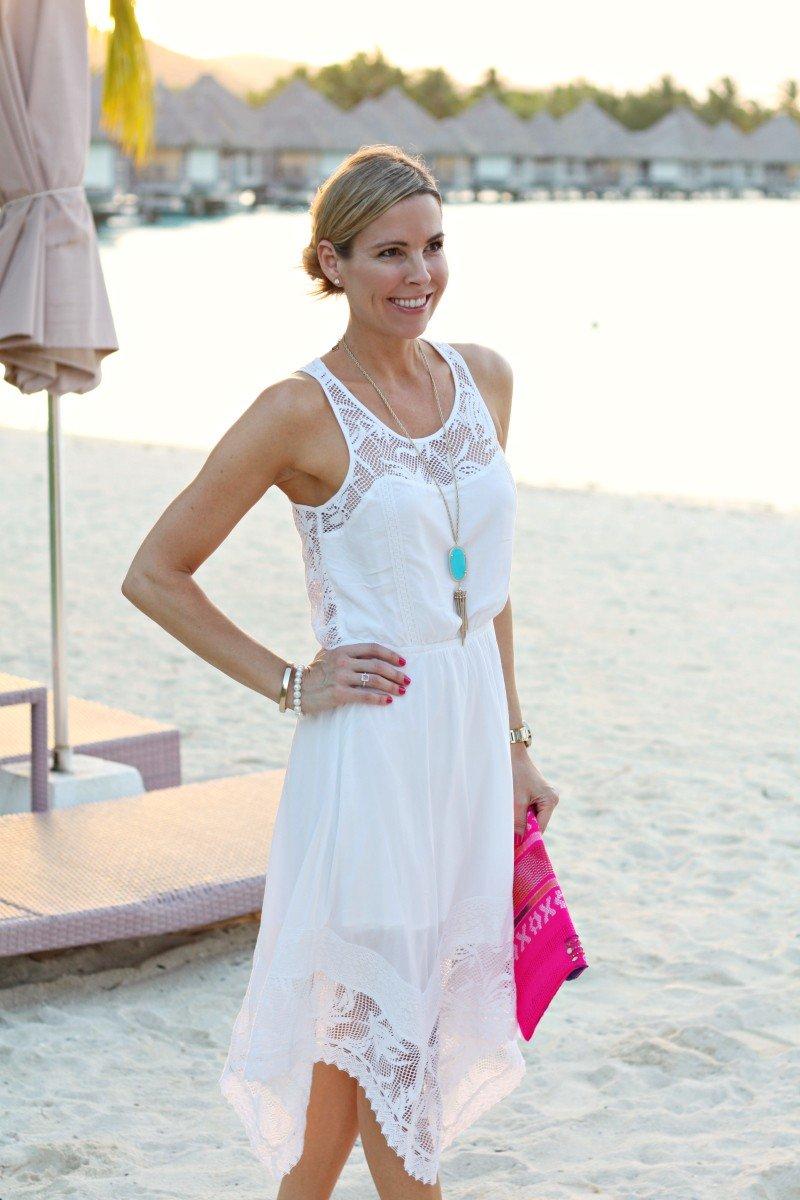 white dress atp