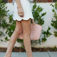 It's a Date | Scallops & Ruffles