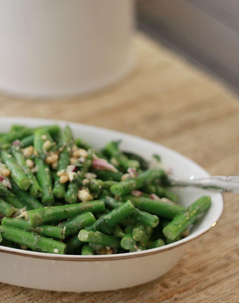 asparagus summer salad