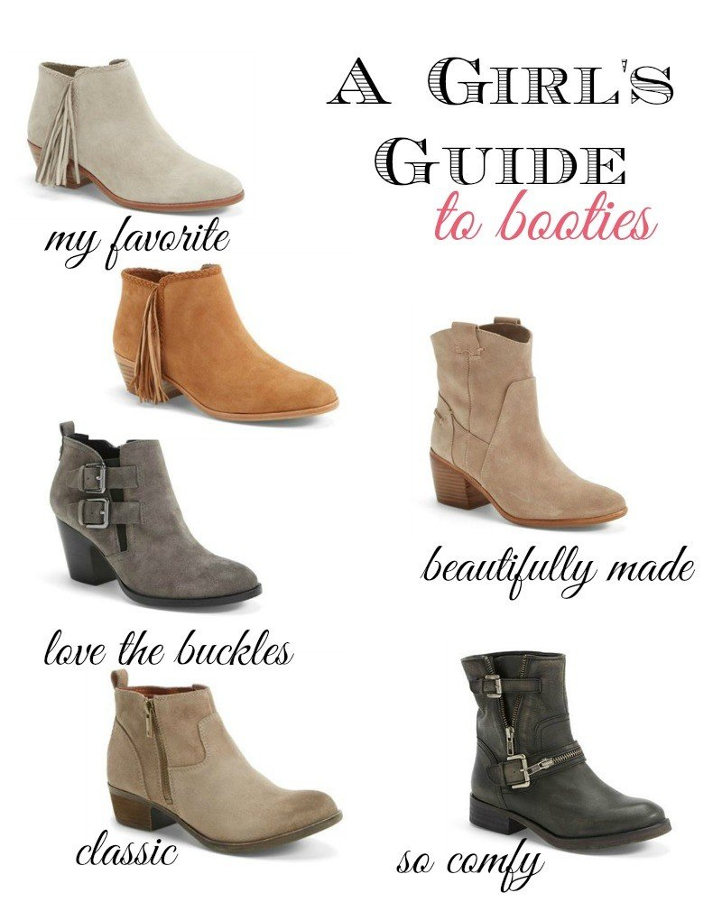 guide to booties