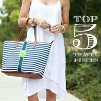 Top Five Travel Pieces