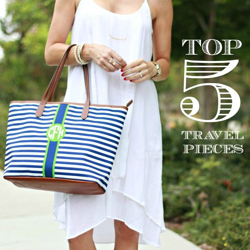 top 5 travel pieces