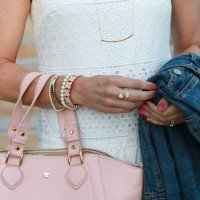 It's a Date | White Eyelet