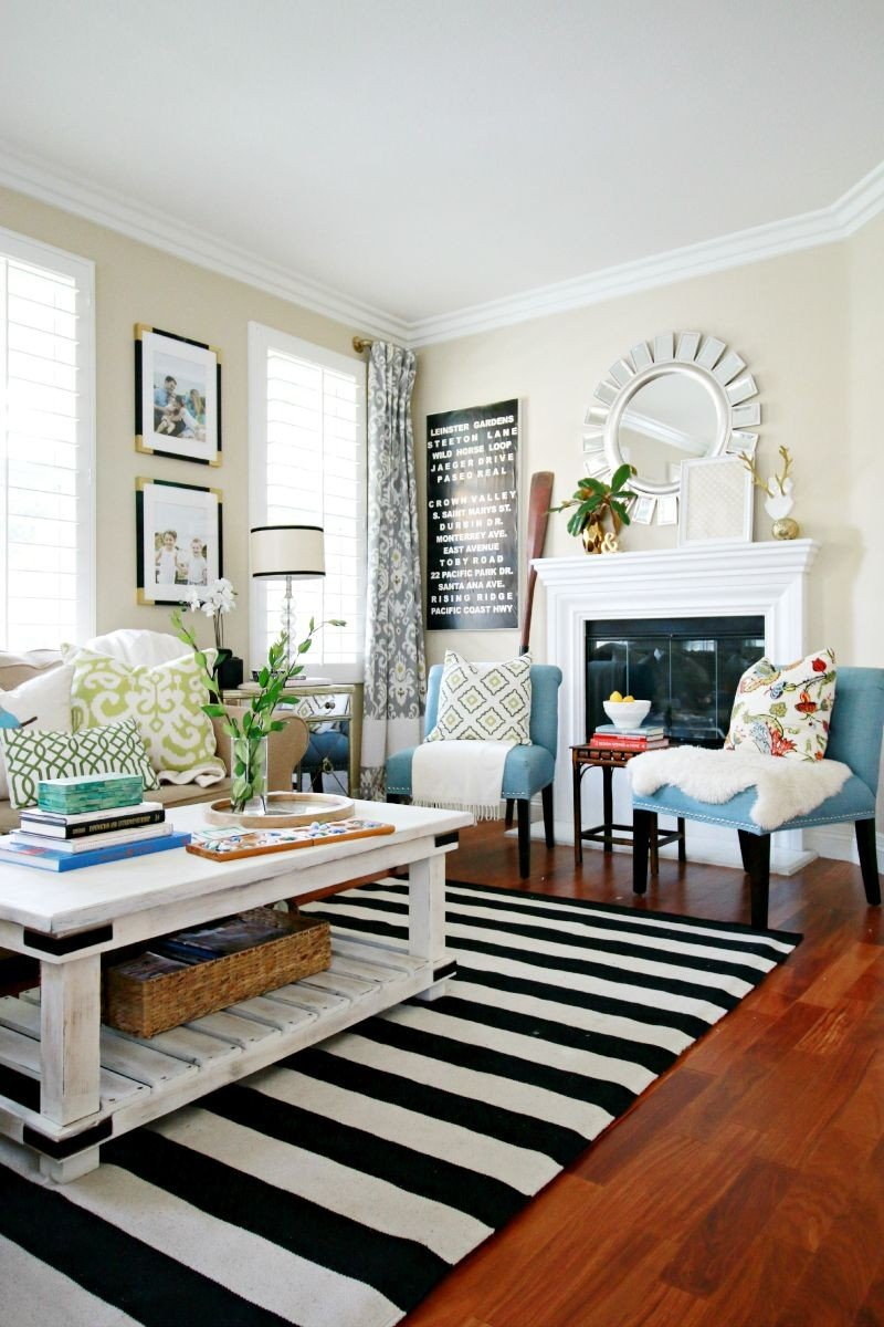 Design You Room: Living Room Sources & Design Tips