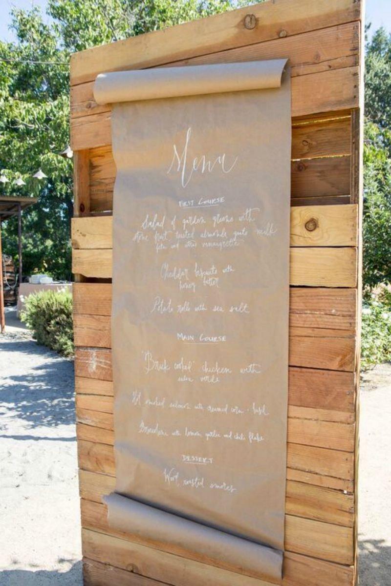 summit menu