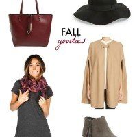 fall goodies