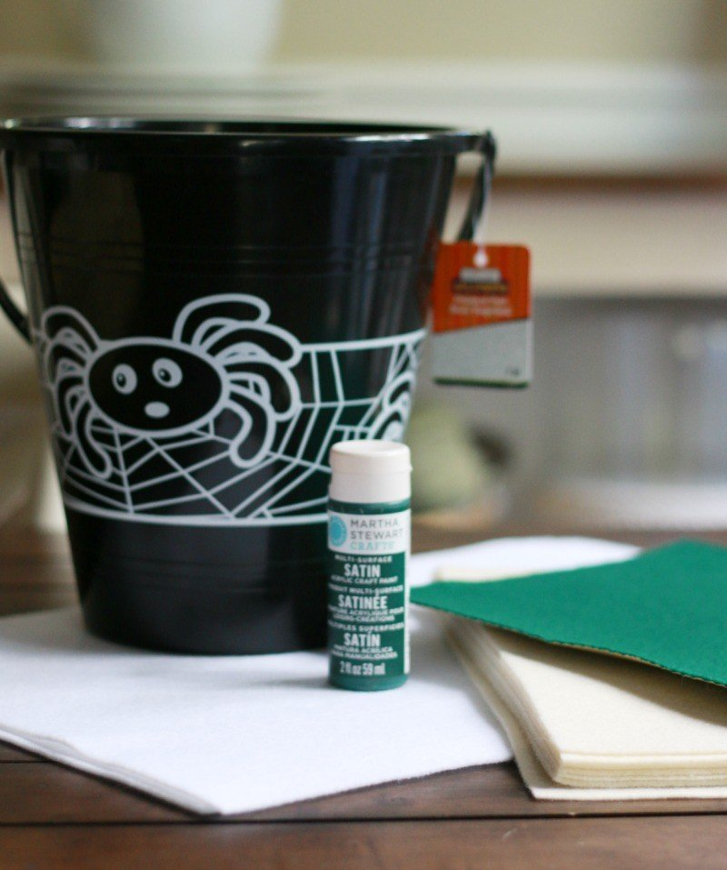 Coffee Trick or Treat Pail