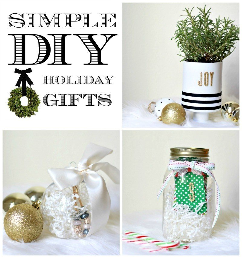 diy gifts from a thoughtful place