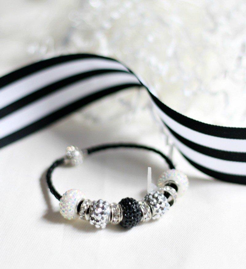 hostess black bracelet