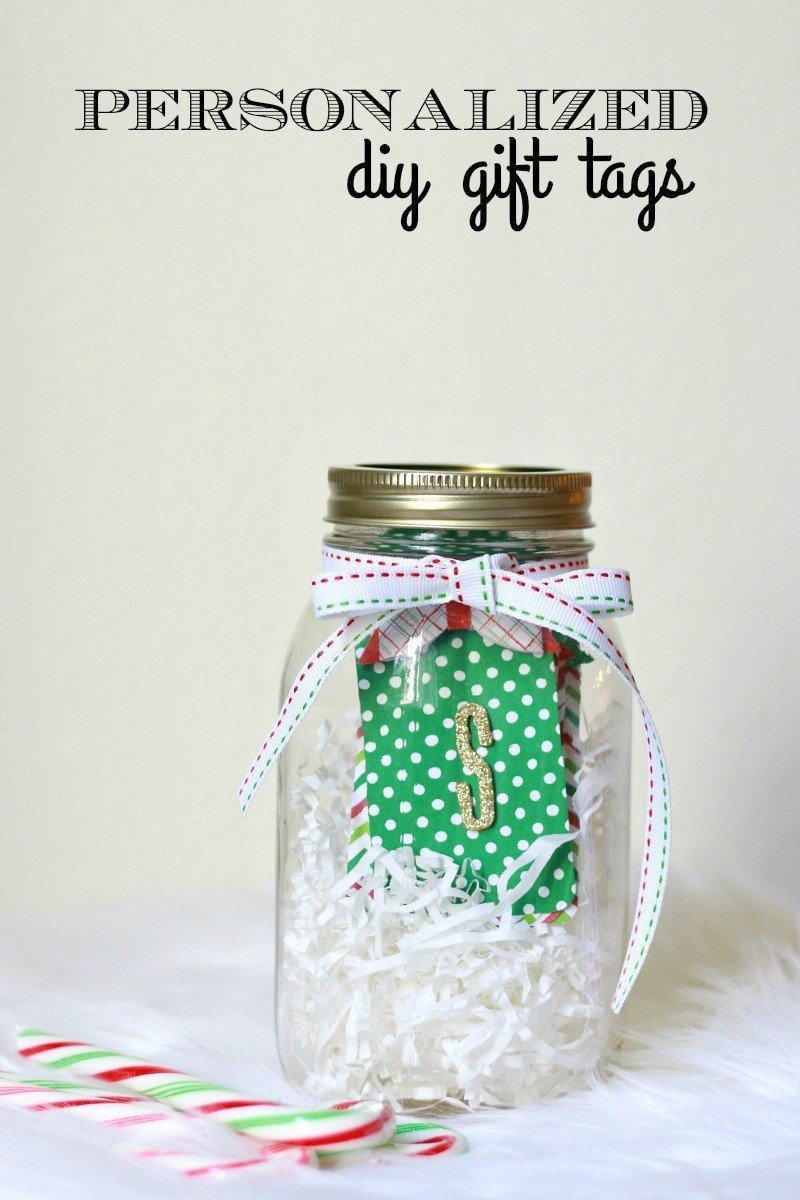 personalize gift tags