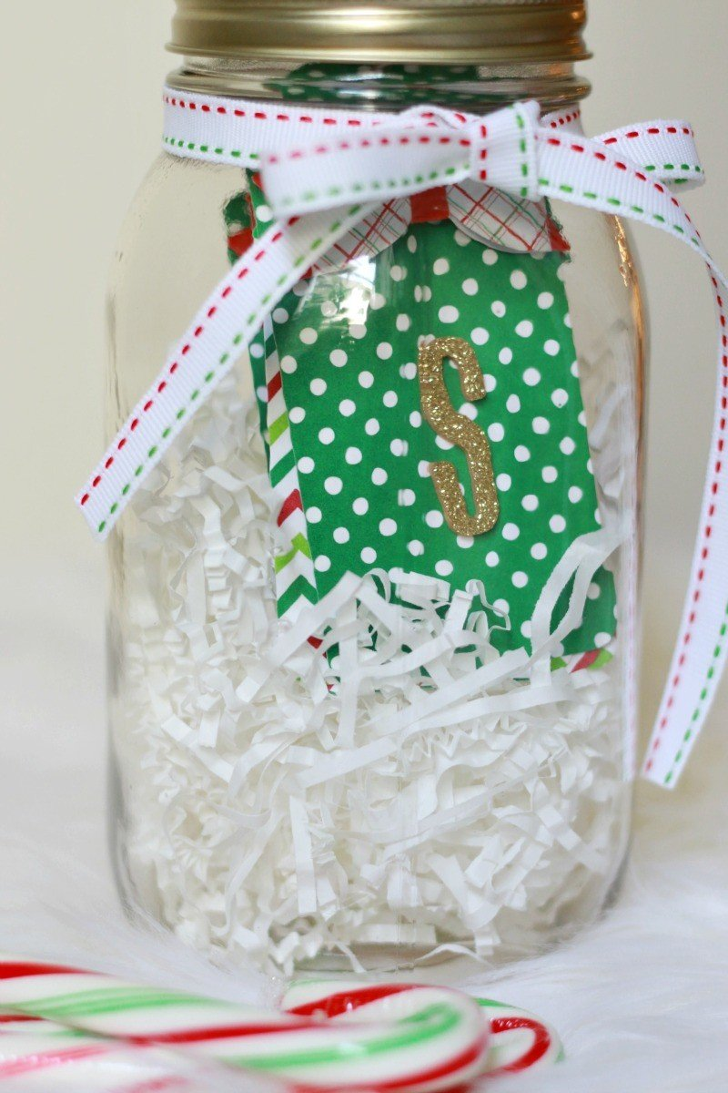 hostess mason jar