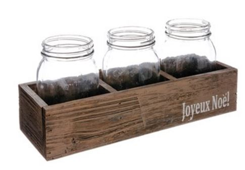 the mason jar box