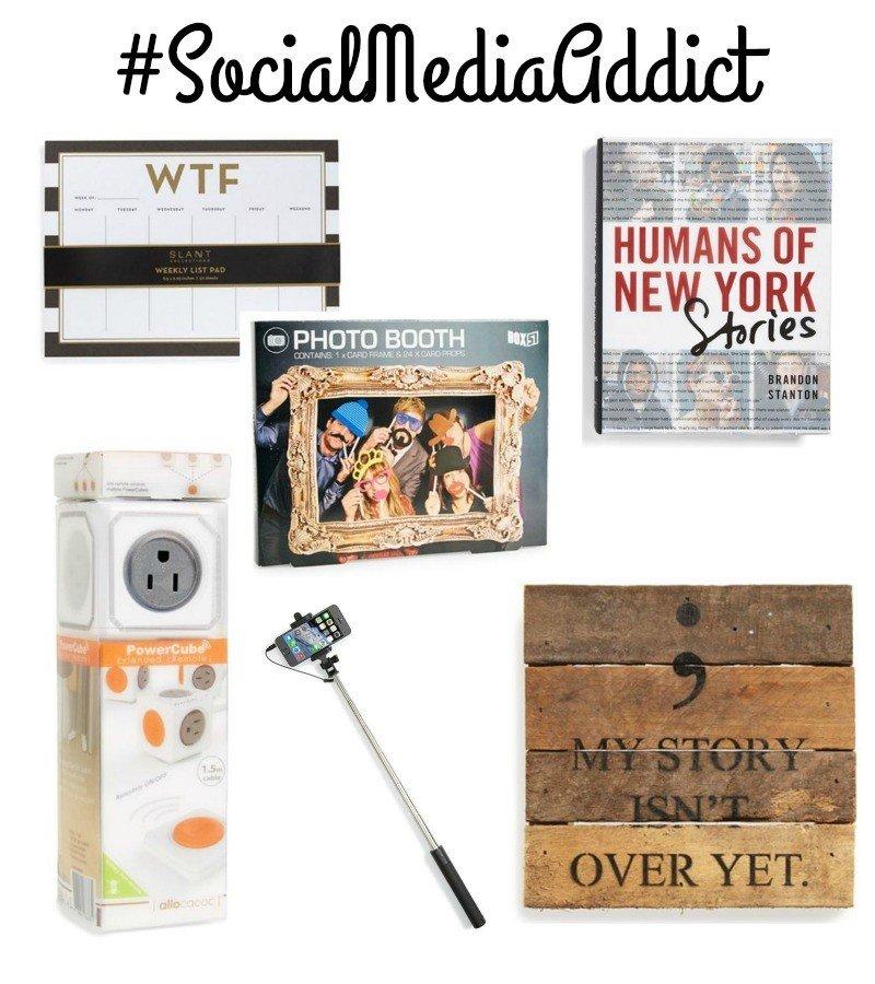 socail media addict