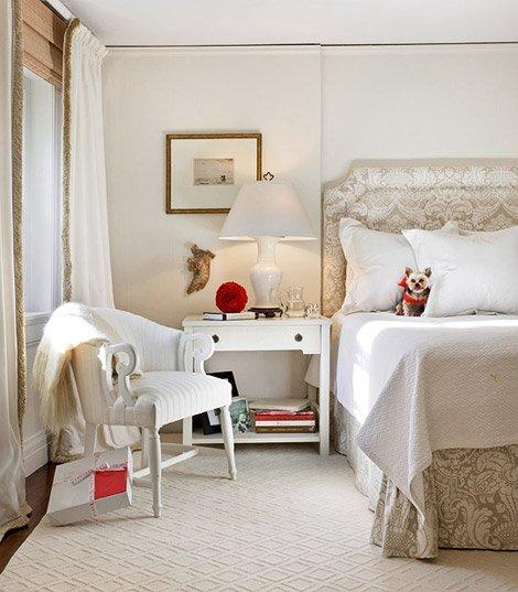 white down bedroom