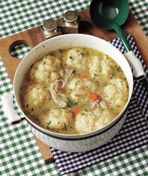 chicken and dumplilngs