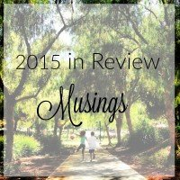 2015 in Review | Musings