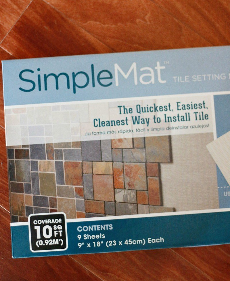 simple mat