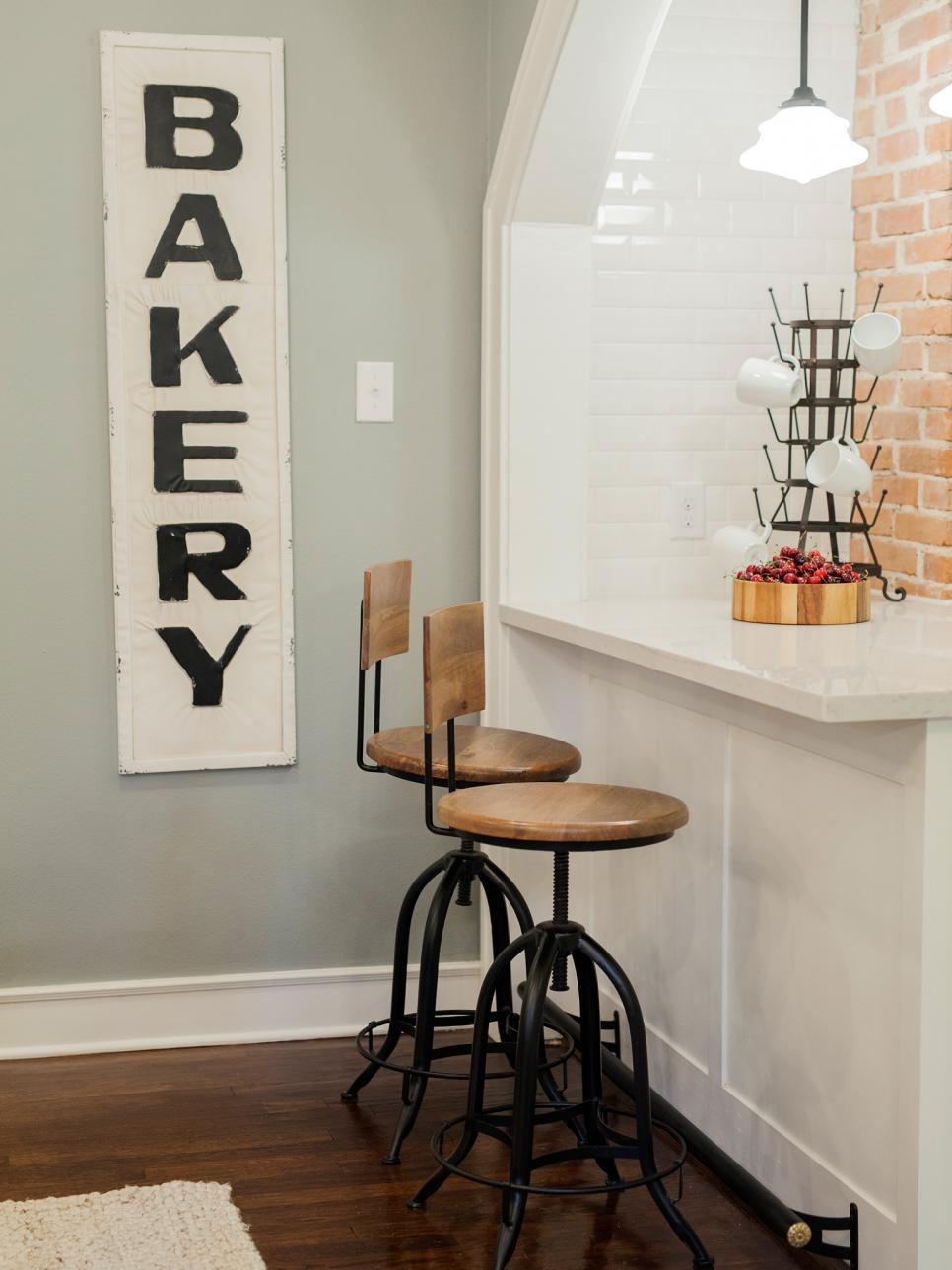 Fixer upper kitchen signs - Baylor11